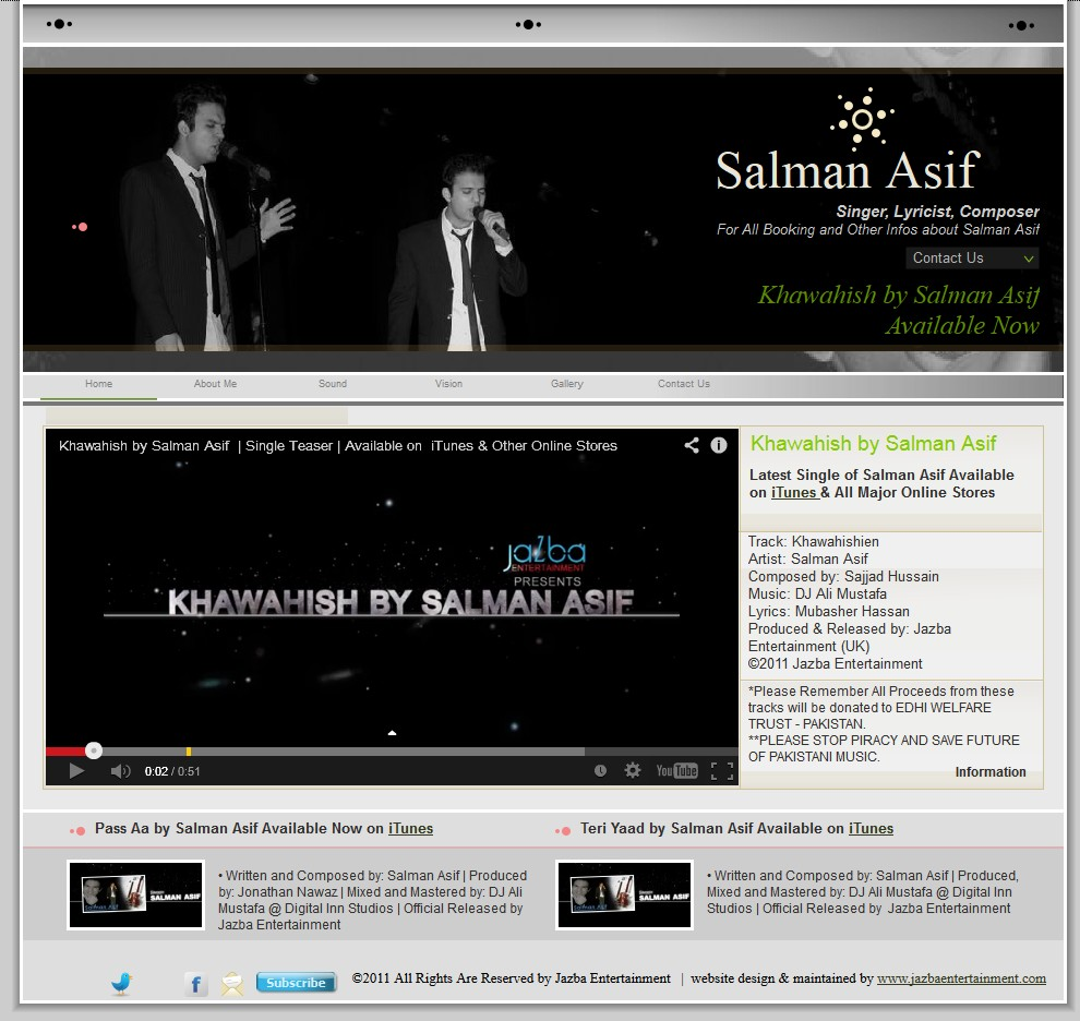 Salman Asif [Artist]